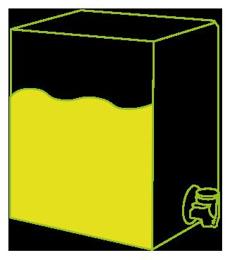 Bag in Box Vino Bianco