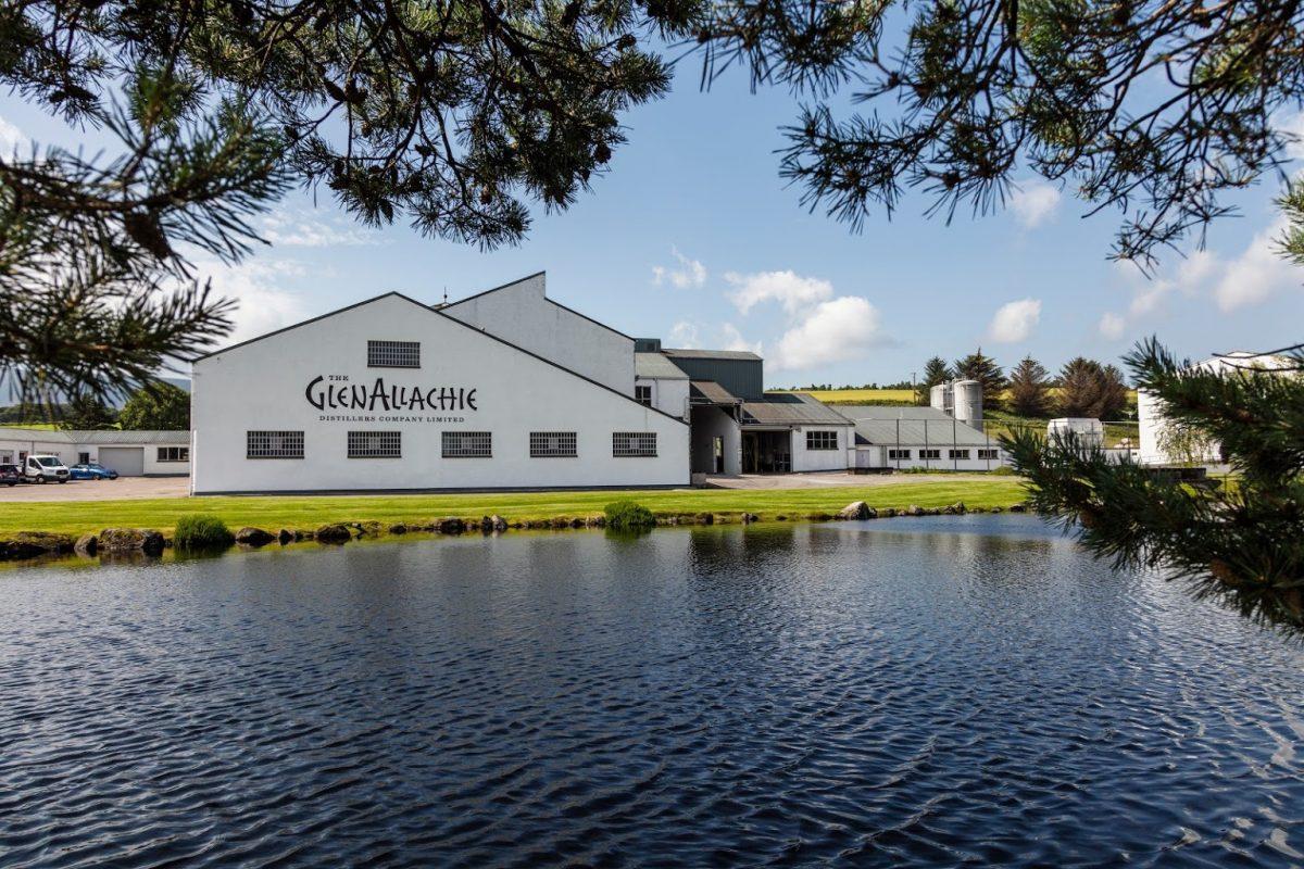 Azienda Cantina whisky glenallachie Regno Unito